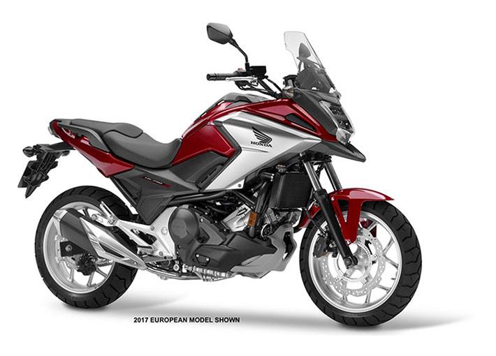 Xe mô tô đặc chủng chuyên dụng - Honda NC750
