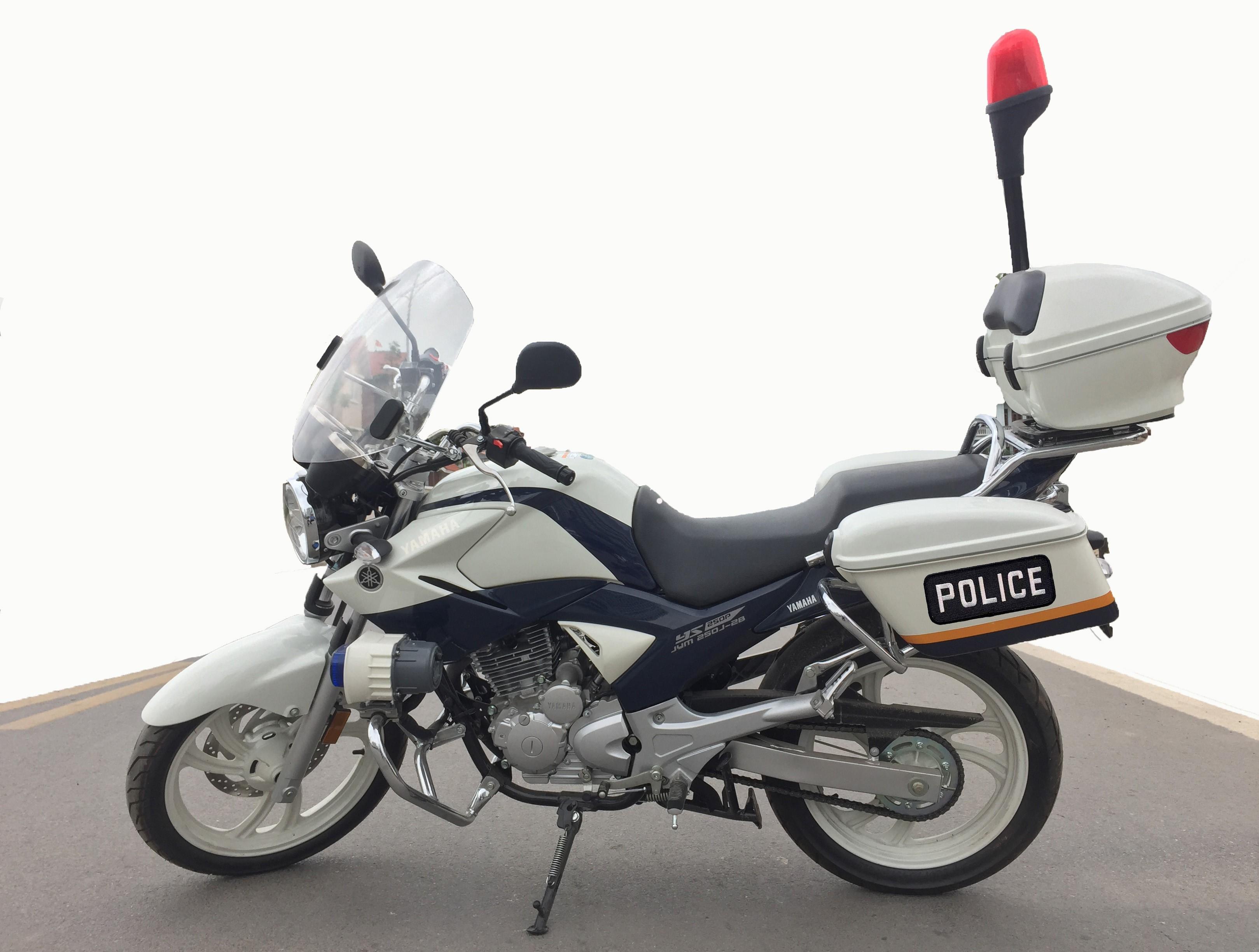 XE MÔTÔ TUẦN TRA GIAO THÔNG - YS 250P